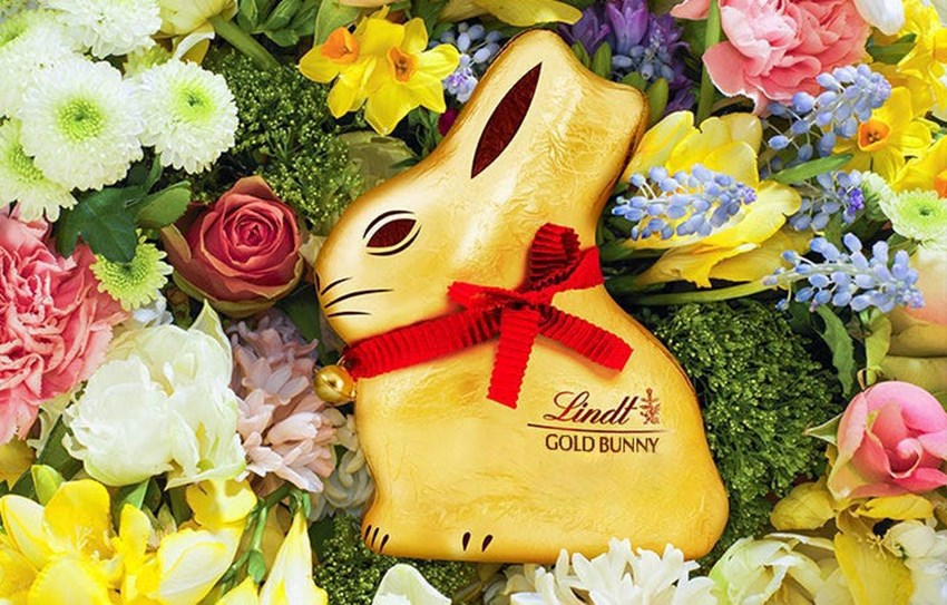 In the chocolate world, the bunny doesn't always get to be king!